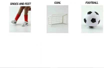 футбол 2 ноги