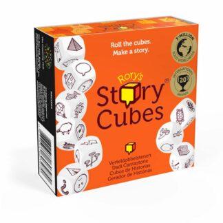 """Игра """"КУБИКИ ИСТОРИЙ"""" Rory's Story Cubes ; 9 кубиков, 54 картинки, больше 10 млн. комбинаций и бесконечное множество историй"""