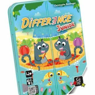 Настольная карточная игра Difference Junior