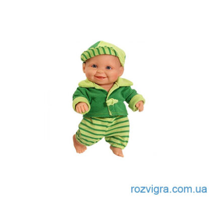 Кукла-пупс Мальчик в зеленом Paola Reina
