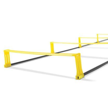 Лестница с барьерами для координационного бега (6 перекладин)