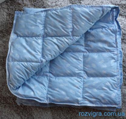 Утяжеленное одеяло для сенсорной интеграции с гималайской солью 12+ лет