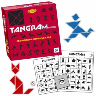 Логическая игра Танграм