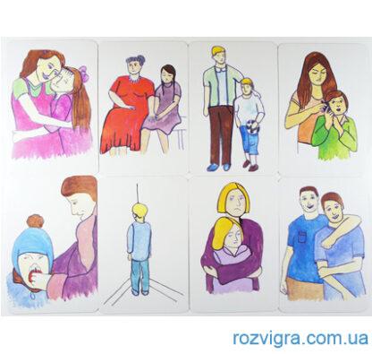 Метафорические ассоциативные карты «Я и Отношения»