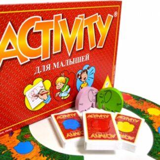 Игра Активити 4+