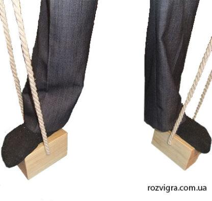 Деревянные ходунки-ходули