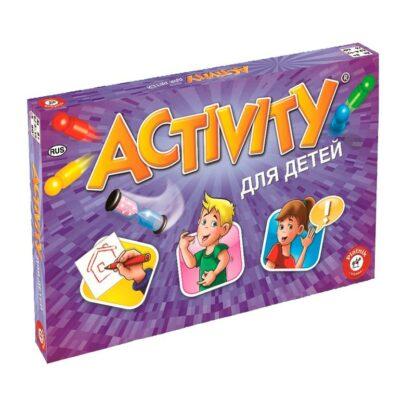 Игра Активити 8+
