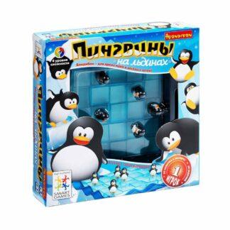 Игра Пингвины на льдине