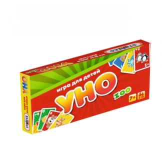 Игра Уно Зоо