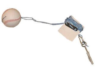 Мяч маятник