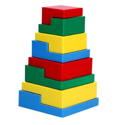 Пирамидка «Головоломка» 8 єл