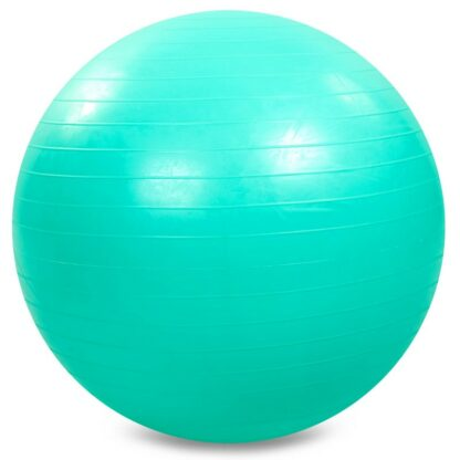 Мяч для фитнеса (фитбол) гладкий глянцевый