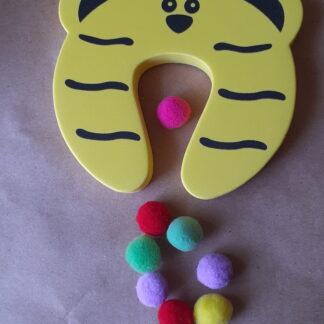Тигр-игра для развития речевого дыхания