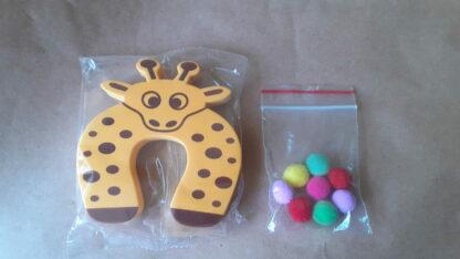 Жираф-игра для развития речевого дыхания