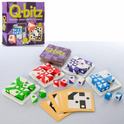 """Настольная игра """"Q-bitz"""""""
