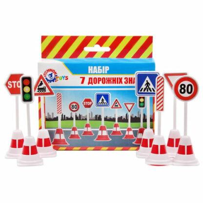Набор дорожных знаков ТехноК