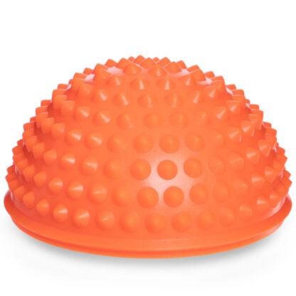 Полусфера оранжевая